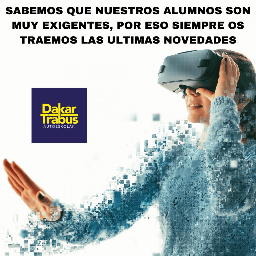 conducción virtual